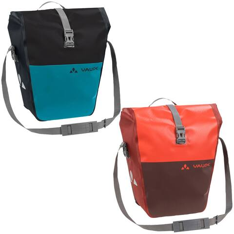Vaude Aqua Back Color Rear Bike Panniers - One Size