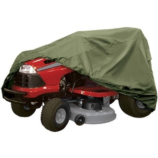 Dallas Manufacturing Co. Riding Lawn Mower Cover - Olive - LMC1000R