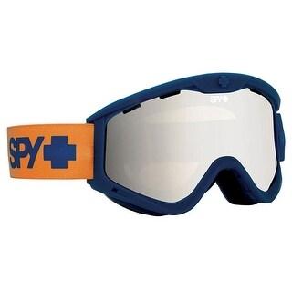 Spy Optic 648478756250 Targa 3 Snow Ski Goggles Blue Fade Silver Mirror Lens - blue fade
