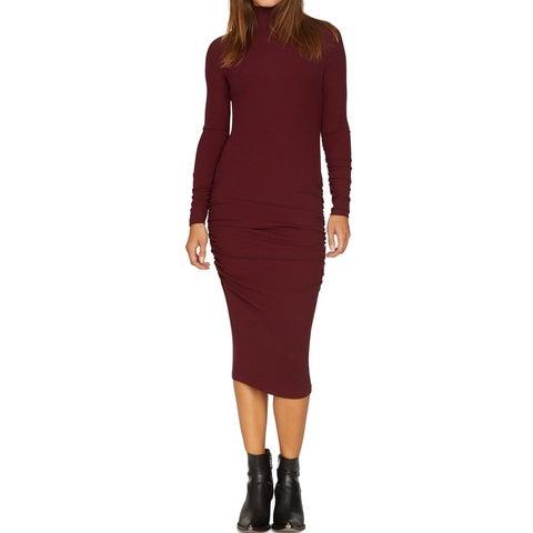 Sanctuary Scarlet Turtleneck Women's Sweater Dress
