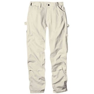 Dickies 2053NT 3630 Mens Double Knee Painter's Pant, 36x30, Natural