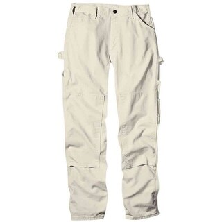 Dickies 2053NT 3634 Mens Double Knee Painter's Pant, 36x34, Natural