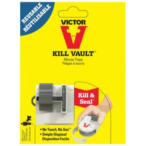 Victor M267-1 Kill-Vault Re-Usable Mouse Trap