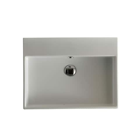 """WS Bath Collections Unlimited 60 Unlimited 23-3/5"""" Single Basin Wall"""