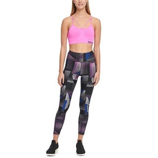 Link to DKNY Sport Womens Sports Bra Low Impact Fitness Similar Items in Intimates