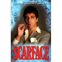 ''Scarface, Tony Montana'' by Anon Movie & TV Posters Art Print (20 x 16 in.)