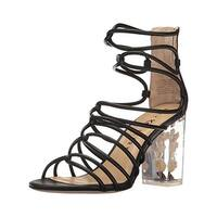 Katy Perry Womens The Janelle Dress Sandals Strappy Open Toe