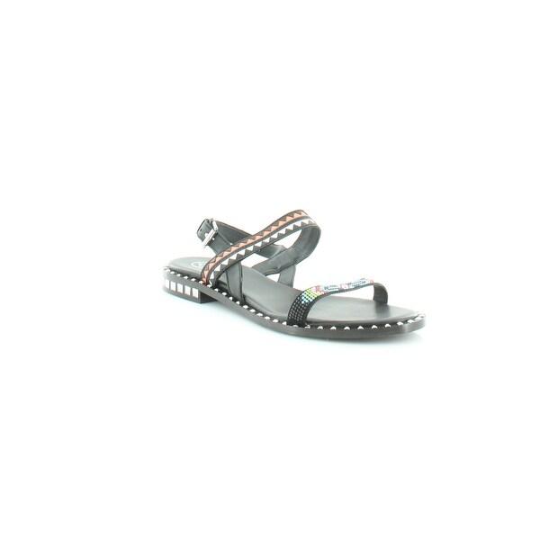 Ash Paco Women's Sandals & Flip Flops Black - 7