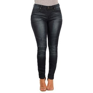 Versace 19.69 Abbigliamento Sportivo SRL Ladies Contemporary Skinny-Stretch Moto Jean|https://ak1.ostkcdn.com/images/products/is/images/direct/ee175c0b61aafc70df3d4bb544b39df6c2d1a3b6/Versace-19.69-Abbigliamento-Sportivo-SRL-Ladies-Contemporary-Skinny-Stretch-Moto-Jean.jpg?impolicy=medium