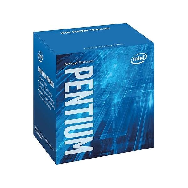 Intel Bx80677g4600 7Th Gen Pentium G4600 3.6 Ghz Dual-Core Lga 1151 Processor
