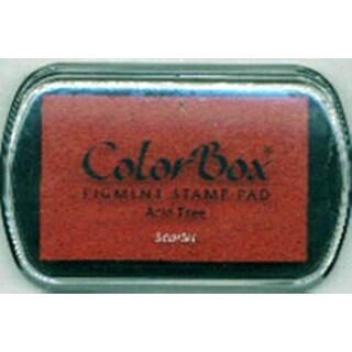 Scarlet - ColorBox Pigment Ink Pad