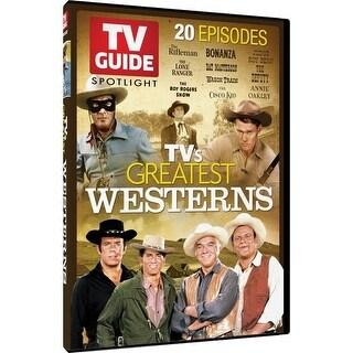 TV Guide Spotlight: Westerns [DVD]