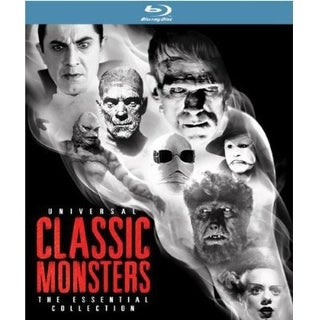 Universal Classic Monsters: Essential Collection [Blu-ray]