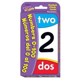 (12 Pk) Numbers 0-100 Bilingual