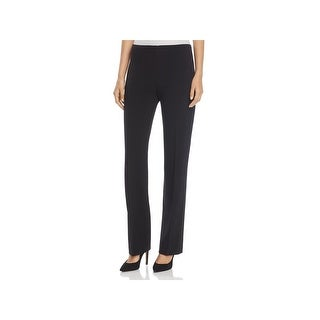 T Tahari Womens Hazel Dress Pants Straight Leg Professional