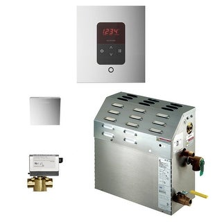 Mr Steam 225C1ATSQ  Residential 225 cu ft Steam Shower Package - with Generator