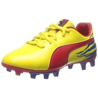 Puma Boys Falcao v2 Soccer Lightweight Cleats - 4