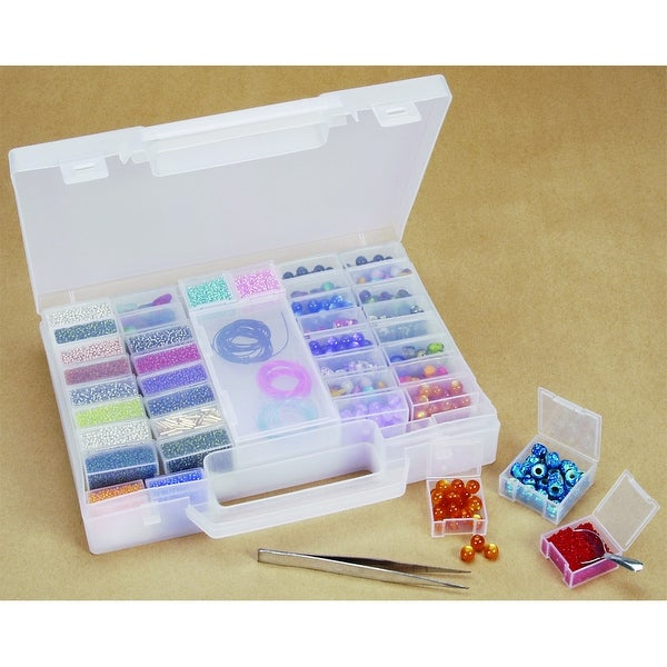 "Bead Organizer Carrying Case 7.5""X10"""