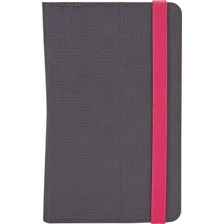 Case Logic Cbue-1110Anthracite Universal Tablet Surefit Classic Folio For 9-10In Tablets