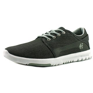 Etnies Scout Youth  Round Toe Synthetic Gray Skate Shoe