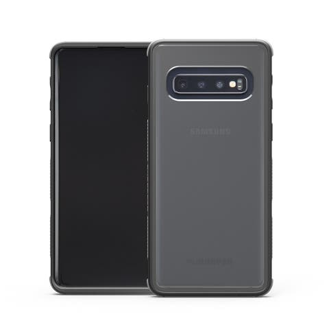 Puregear Dualtek For Samsung Galaxy S10 Plus - Clear and Black Protective Case