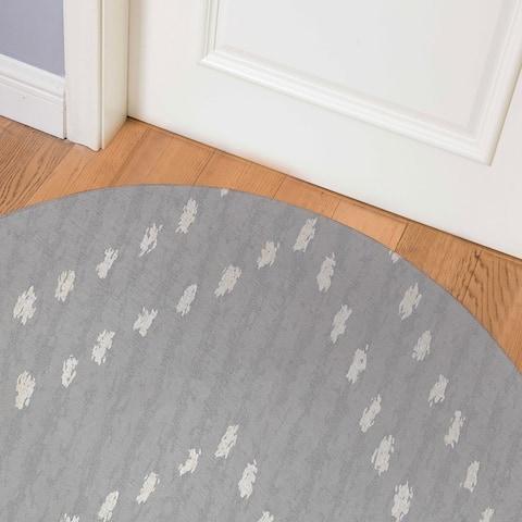 PARSON GREY Indoor Floor Mat By Kavka Designs