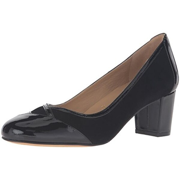 Trotters Womens Phoebe Pumps Suede