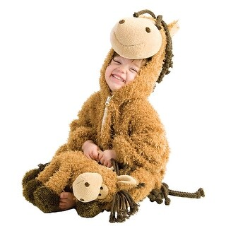 Happy Horse Brown Toddler Costume