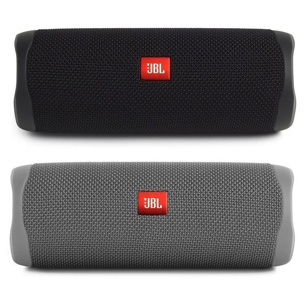 JBL Flip 5 Portable Waterproof Bluetooth Speakers - Pair