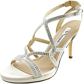 Nina Varsha Women Open Toe Synthetic Sandals