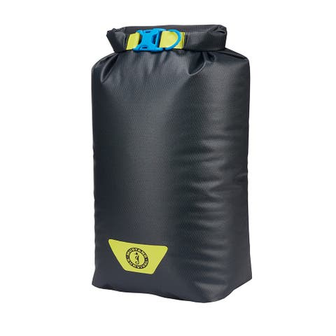 Mustang bluewater roll top dry bag 10 liter admiral gray