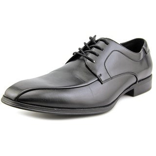 Alfani Seth Men  Bicycle Toe Synthetic Black Oxford