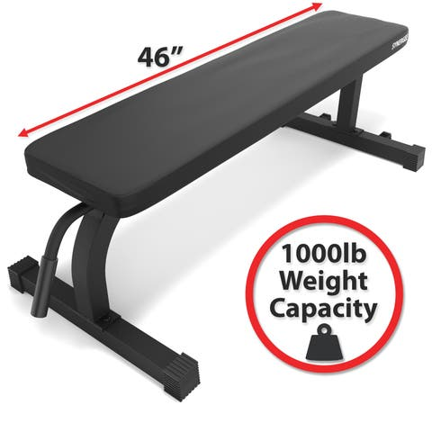 Buy Weight Benches Home Gyms Online at Overstock   Our Best Fitness