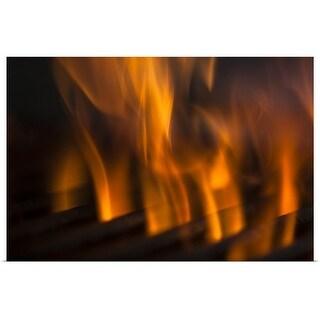 """Fire"" Poster Print"