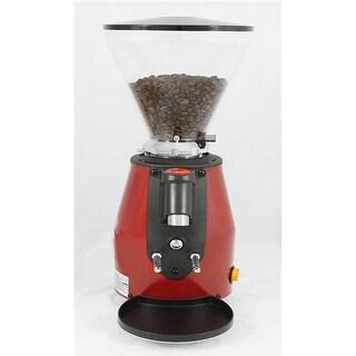 la Pavoni ZIP-JR-R ZIP Junior Auto Commerical Coffee Grinder, Red
