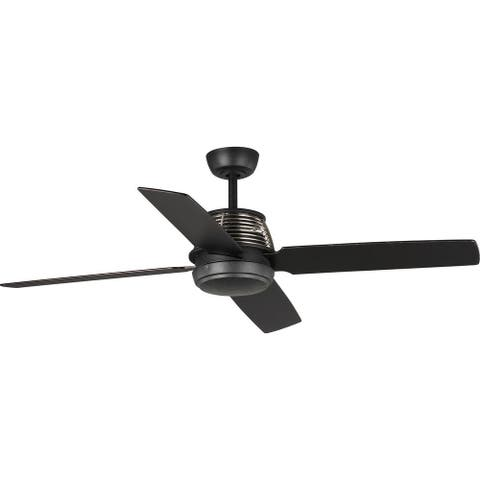 """Shaffer Collection 56"""" Four-Blade 56"""" Ceiling Fan - 11.000"""" x 28.000"""" x 13.620"""""""