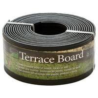 "Master Mark 94420 Terrace Board Landscape Edging, 4"" x 20'"