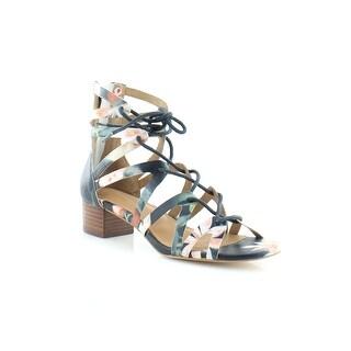 Corso Como Jamaica Women's Sandals & Flip Flops Navy Floral