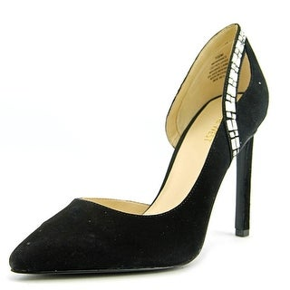 Nine West Tap Dance   Pointed Toe Suede  Heels