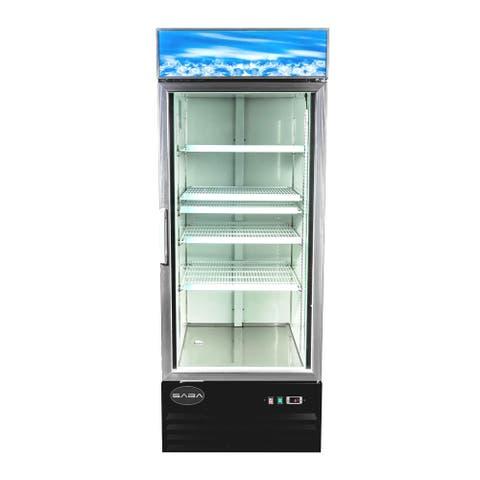 SABA SM-13R - One Glass Door Commercial Merchandiser Cooler
