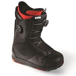 Flow Helios Focus Boa Snowboard Boots - Black