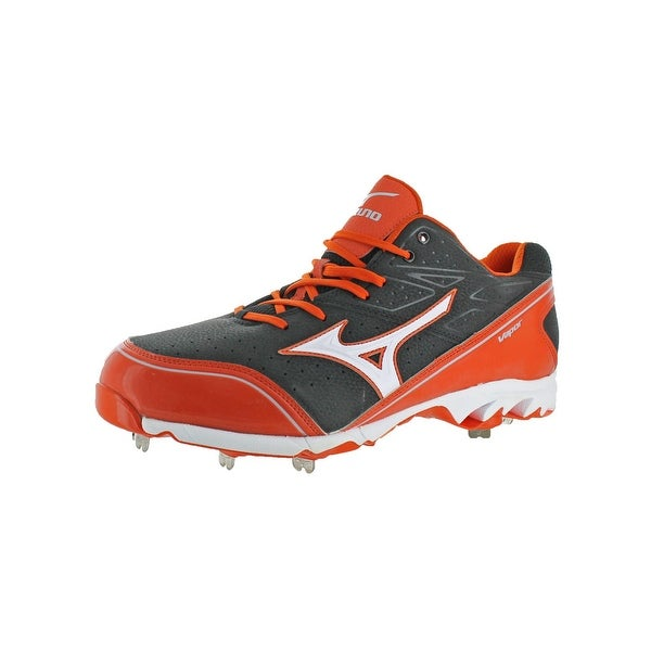 Mizuno Mens 9 Spike Vapor Elite 6 Cleats Baseball Trainer - 14 medium (d)