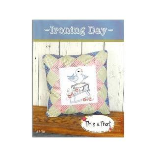 This & That Ironing Day Ptrn