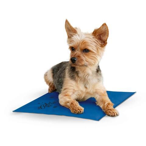 K&H Pet Products Coolin Pet Pad Blue