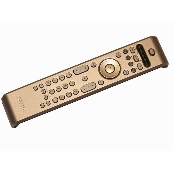 OEM Philips Remote Control Originally Shipped With: 30PF9946D/37, 30PF9946D/37B, 30PF9946D37, 30PF9946D37B