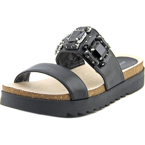 Seven Dials Mazel Women Open Toe Synthetic Slides Sandal