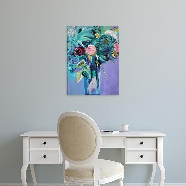 Easy Art Prints Jacqueline Brewer's 'Rejuvenation' Premium Canvas Art