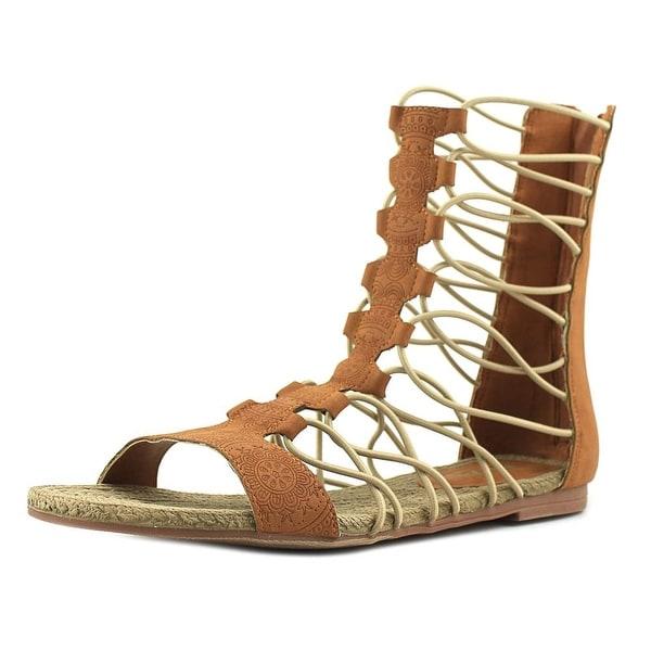 Mia Dominica Women Luggage Sandals