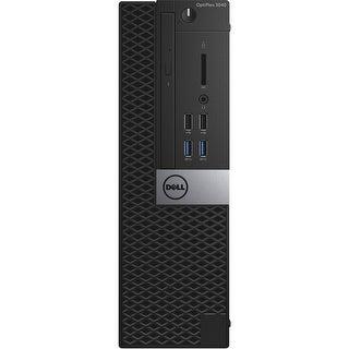 Manufacturer Refurbished - Dell OptiPlex 3040 SFF Desktop Intel i5-6500 3.2GHz 8GB 500GB Windows 10 Pro