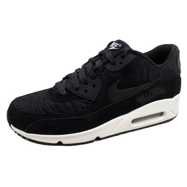 3f76cd1c2f6 ... 50% off nike womenx27s air max 90 premium black black ivory 443817  df2eb a5611